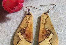 wood jewlery