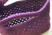 Crochet bag/basket