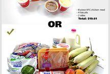 Clean Eating / Health food
