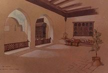 Hani El-Masri, Drawings