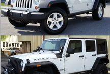 My Jeep Arizona...my new obsession