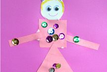 Princess crafts and ideas  / Looking for some princess crafts for your preschooler? Check these out!  / by Dianna Kennedy