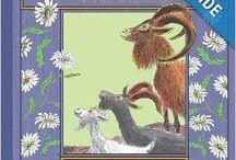 book nook: The Three Billy Goats Gruff