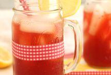 Refreshing drinks / by Mitzi Frederick