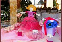 Princess  Wish Table