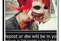 # creepy