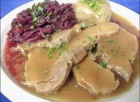 German and Polish food