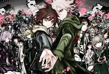 Danganronpa / Hope and despair is with us