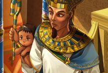 Hetalia Egypt