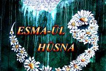 Esmâ-i Husnâ