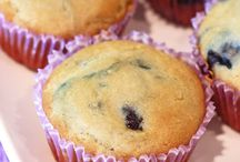 Gluten Free blueberry muffins / by Nichole Johnson