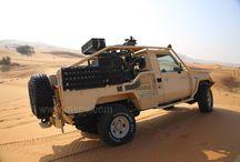 Border Protection vehicle manufacturer
