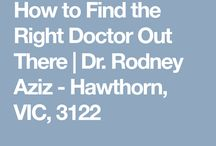 My Blog - Dr Rodney Aziz