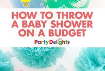 Deanna's baby shower