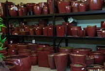 Pottery Displays