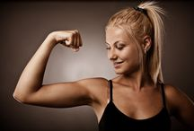 Fitness : Arms / by Samantha Smith