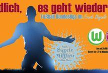 Fußball im Bagelshop / Live Fußball im Fresh Bagels & Muffins in der Barer Str. 72 in München-Schwabing. www.bagelshop.de