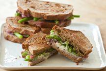 Sandwiches / by Megan Volker
