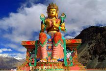 Magnificent Buddha Statues in the World / https://goo.gl/pwbURq: Buddhism is followed in many regions around world and that's the reason this has given the most beautiful contributions in the world of art in the form of amazingly fabulous statues of Buddha and which is also known as Buddharupa.