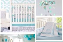 Baby nursery  / by Tasha Barkley