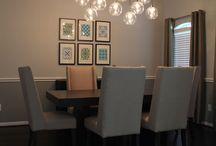 Lighting Dining Table