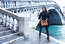 MI PIACI COLLECTION / Calli of Venice for the brand Mi Piaci - Shoes and Bags FW2013