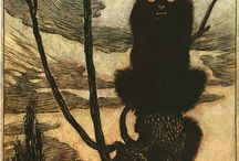 Black Cats and Dark Dreams