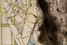 Art Inspiration & Loves / Tattoos & Art & Beautiful things that inspire the driving forces at Rowena & Retroglam.com