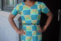 African Womenswear