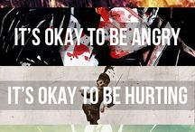 MCR / Well, not just MCR, every emo band I listen to :)