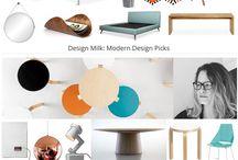 Design Milk's Top Picks from 2Modern / Explore Design Milk's favorite design picks from 2Modern. / by Design Milk