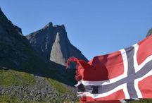 Nádherná místa v Norsku / Fotografie z Norska