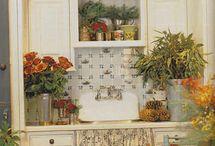 Top shelf kitchen ideas