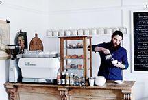 Coffee store Ó street