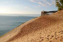 Sleeping Bear Dunes / by Traverse, Northern Michigan's Magazine