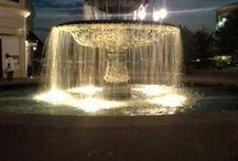 fountains / by Carolyn Grady