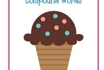 Compound words / by Daralyn Hadden