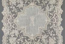 vintage / foto vestiti merletti oggetti