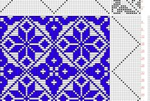 Muster 16 Schaft