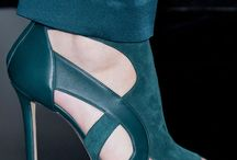 Shoes, Green