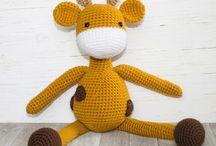 knitting, crochet, embroidery
