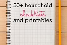 O.C.D / O.C.D Cleaning freak and other organizing strategies to help manage the day/week/month/year
