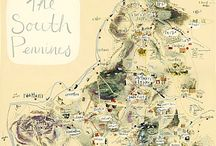 Artists and makers in the South Pennines / A celebration of the wealth of creativity and artistic talent in the South Pennines