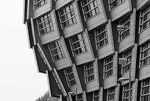 Étrangetés d'architectures