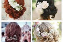 Hairstyles for the Bride / by Three Cities Exceptional Hotels