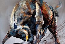 Bovine Beasts / This board is all about cattle farming and the power and beauty of these large beasts.