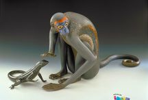 Sculpture / Sculpture is the branch of the visual arts that operates in three dimensions. It is one of the plastic arts. View different Sculpture made by IndianArtists at www.indianartideas.in