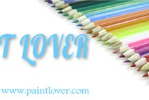 www.paintlopver.com / Paint and Paintings