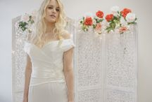 Monroe - Signature Collection / Monroe is a Haute Couture Wedding Gown by Amy Mair Couture...  www.amymaircouture.co.uk
