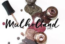 ORLY Mulholland Collection / Collezione Autunno Smalti ORLY